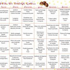 En octobre, on mange quoi ? – menus mensuels #3