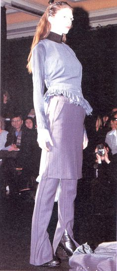 A.F. Vandevorst Fall/Winter 1999 (archivings)