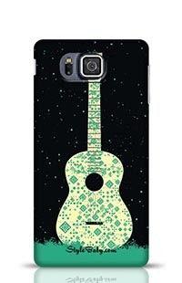 Guitar Samsung Galaxy Alpha G850 Phone Case