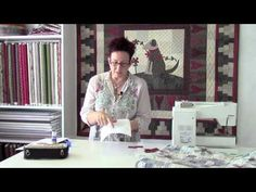 Lynette shows you how she makes the crazy patchwork heart for the TQS BOM Patchwork Tutorial, Applique Tutorial, Patchwork Heart, Crazy Patchwork, Quilt Tutorials, Sewing Tutorials, Video Tutorials, Wool Applique, Applique Quilts
