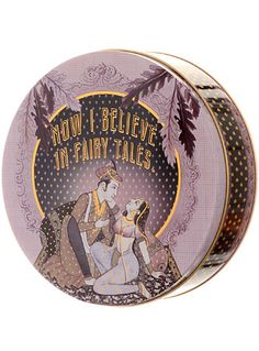 Exotic Delights Fairy Tale Round Tin Box at PLASTICLAND