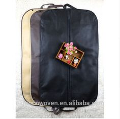 2a3b01632124 Wholesale China Factory Foldable Garment Suit Bags Dust Cover for Men.  Maggie China non woven bag
