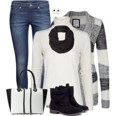 Top 15 Pretty Casual Fall Outfits
