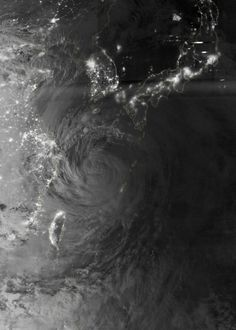 Typhoon Neoguri pounded Okinawa and other Western Pacific islands with torrential rain and damaging winds in mid-July 2014, en route to a likely landfall in Japan  on July 9, 2014.