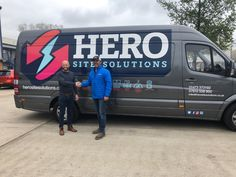 Naming and Branding for HERO Site Solutions — WHAT associates Ltd Brand Identity, Branding, Trust And Loyalty, Catchy Names, Recycle Symbol, All Superheroes, Sign Off, Event Services, Brand Guidelines