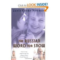 The Russian Word for Snow: A True Story of Adoption - praying that Russian adoptions reopen