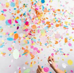 Decorate your bachelorette bash with cute confetti balloons that are even more fun when you pop them.