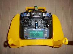 Transmitter Tray  FLYSKY i6 or TURNIGY i6  3D Printing 112097