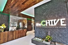 Resignation Media / theCHIVE – Austin Offices, TX./ Housing a dozen independent digital and lifestyle brands, Resignation Media