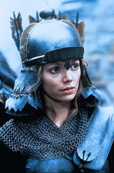 Willow (1988) Fantasy Movies, Sci Fi Fantasy, Fantasy Characters, Willow Movie, Joanne Whalley, Jack The Giant Slayer, Sand Play, Sword And Sorcery, Badass Women