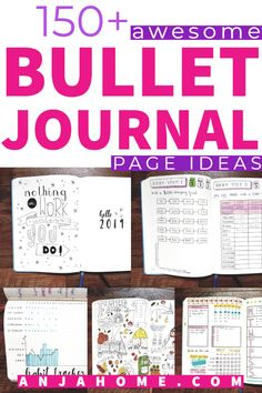 Here you can find awesome bullet journal ideas to increase your productivity bullet journal inspiration planner pages declutter clutter Bullet Journal Daily Spread, 2017 Bullet Journal, Bullet Journal Hacks, Bullet Journal How To Start A, Bullet Journal Notebook, Bullet Journal Layout, Bullet Journal Ideas Pages, Bullet Journal Inspiration, Journal Pages