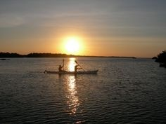 Kayaking at Ibo Island, Mozambique. Located at the gateway of Quirimbas National Park, Ibo has been described as one of the most unique and atmospheric islands in the world.
