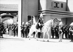 Parada Militara in Cotroceni - 10 mai 1937 Cartier, Fictional Characters, Military, Fantasy Characters
