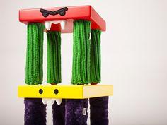 Furniture Creatures for Kids! | Yanko Design