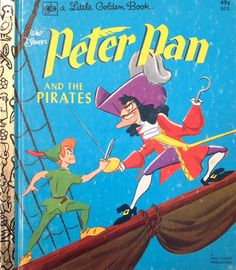 Walt Disney's Peter Pan And The Pirates Little by Lonestarblondie.  D73