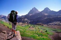 Bucket-list hikes in national parks/Teton Crest Trail, Grand Teton National Park, Wyoming