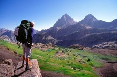 Bucket-list hikes in national parks/Teton Crest Trail, Grand Teton National Park, Wyoming