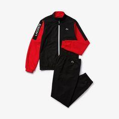 Men's Lacoste SPORT Light Colourblock Tracksuit | LACOSTE Lacoste Tracksuit, Mens Tracksuit, Lacoste Sport, Track Suit Men, Camisa Polo, Motorcycle Jacket, Adidas Jacket, Mens Fashion, Hoodies
