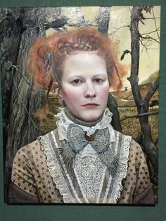 Through the Boughs, Andrea Kowch 2015