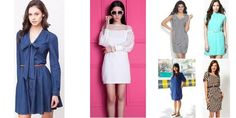 """Cool shift dresses!"" Awesome list on #dresses #roundneck by @garimalsr #fashion"