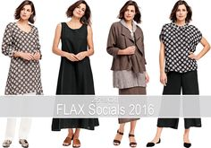 Fg Clothing's Tuesday Deal for April 11, 2017: Save 25% off on FLAX Socials 2016. Shop online at www.fgclothing.co/tuesdays-deal/