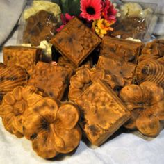 Evening Hangover - red wine vegan all natural soap handmade in cold process.