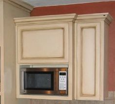 Countertop Microwave To Built In : Built In Microwave on Pinterest Modern Houses, Home Designing and ...