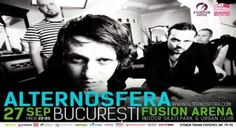 ALTERNOSFERA, CONCERT LA FUSION ARENA Concert, Recital, Concerts