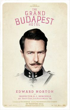 'Grand Budapest Hotel' Spices Up Movie Posters With Spotify Playlists