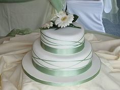Simple 2 Tier Wedding Cakes Best Ideas