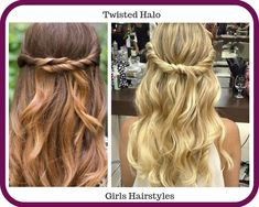 Top Girls Hairstyles Boys and Girls Hairstyles and Girl Haircuts hairstyle girl - HairStyles Ponytail Girl, Half Ponytail, Twist Ponytail, Girl Haircuts, Hairstyles Haircuts, Straight Hairstyles, Braided Hairstyles, Loose Side Braids, Side Ponytails