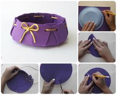Svuota tasche in gomma crepla � Video Tutorial