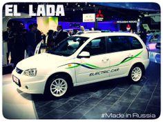 #ELLada #Lada #ElectricCar
