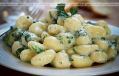 Kluski z manny Gnocchi Recipes, Pasta Recipes, Dinner Recipes, Czech Recipes, Ethnic Recipes, Easy Cooking, Cooking Recipes, Dinner Dishes, Nutrition