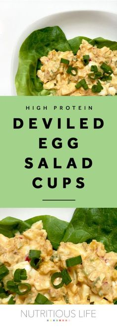 deviled egg salad Recipe Using Hard Boiled Eggs, Hard Boiled Egg Recipes, Deviled Egg Salad, Deviled Eggs Recipe, Lunch Recipes, Salad Recipes, Entrees, Side Dishes, Spicy