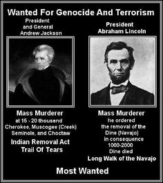 Abraham Lincoln @ ReamusWilson.com