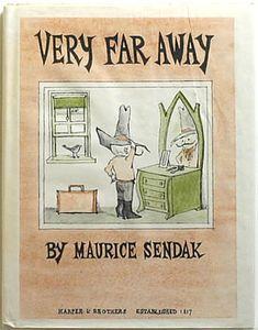 Very Far Away, Maurice Sendak