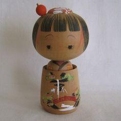 149 sullivan street: vintage kokeshi dolls
