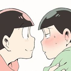 Discovered by ad astra. Find images and videos about gif, osomatsu san and osochoro on We Heart It - the app to get lost in what you love. Hot Anime Boy, Anime Love, Osomatsu San Doujinshi, Anime Galaxy, Estilo Anime, Ichimatsu, Animation, Wattpad, Cute Gay