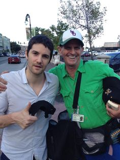 Hollywood actor and producer Randall Speakman and famous actor Jim Sturgess get the mercy!