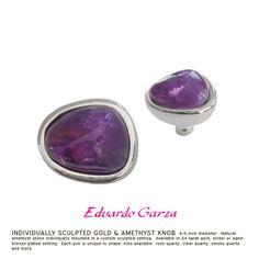 Eduardo Garza Knobs - The Art of Eduardo Garza -