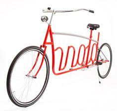 Arnold #Bike #design #Marketing
