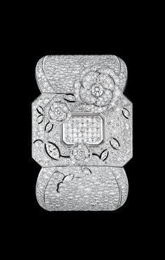 WATCH IN 18K WHITE GOLD AND DIAMONDS - CHANEL
