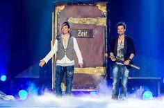 Steile Zauberkarriere: die Ehrlich-Brothers.