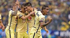 América venció 4-1 a León en la ida de los cuartos de final de la Liga MX