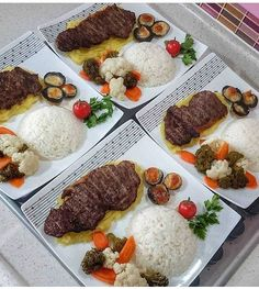 Reposted from – – with ? Iftar, Plats Ramadan, Cooking Recipes, Healthy Recipes, Nytimes Recipes, Cooking Nytimes, Food Decoration, Food Platters, Home Food