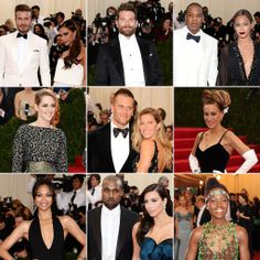 All the Stars on the Met Gala Red Carpet!