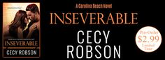 Renee Entress's Blog: [Pre-Order Blitz] Inseverable by Cecy Robson