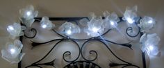 You may remember me showing off the egg carton flower lights that I made after spotting features like this one on Pinterest. But perhaps you aren't keen on eggs. Or maybe you prefer flowers with ...