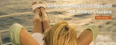 single supplement cruises